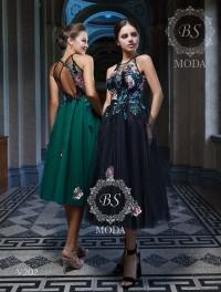 V202 evening dress