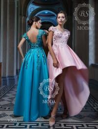 V205 evening dress