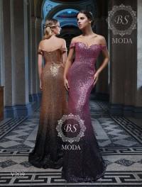 V209 evening dress