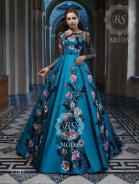 V210 evening dress
