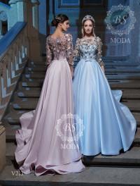 V213 evening dress