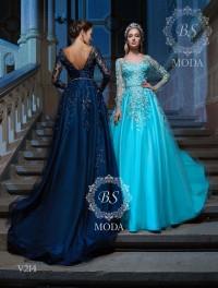 V214 evening dress
