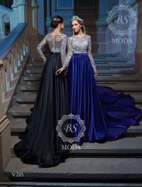 V215 evening dress