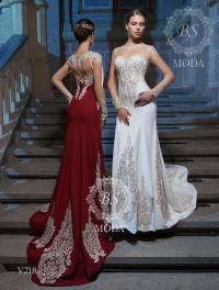 V218 evening dress