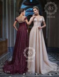 V219 evening dress