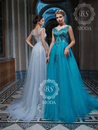 V220 evening dress