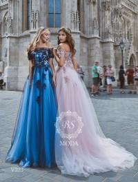 V223 evening dress