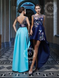 V224 evening dress