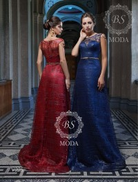 V225 evening dress