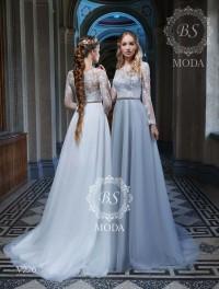 V226 evening dress