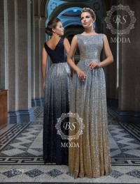 V227 evening dress