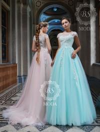 V228 evening dress