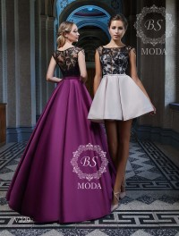 V229 evening dress