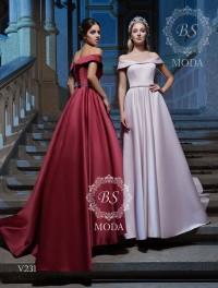 V231 evening dress