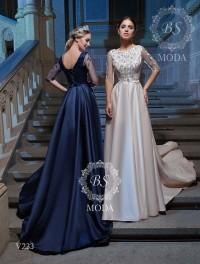 V233 evening dress