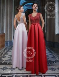 V234 evening dress