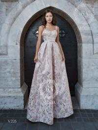 V235 evening dress