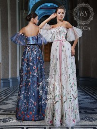 V236 evening dress