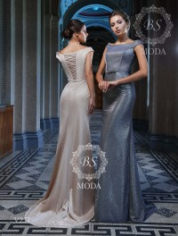 V237 evening dress