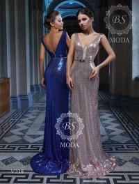 V238 evening dress