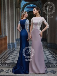 V242 evening dress