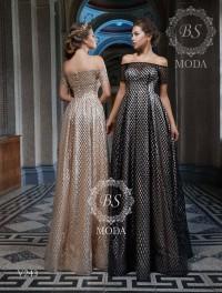 V243 evening dress