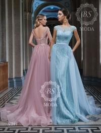 V245 evening dress