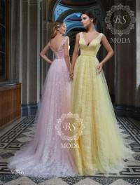 V246 evening dress