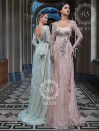 V248 evening dress