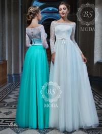 V249 evening dress