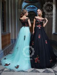 V252 evening dress