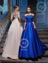 V253 evening dress