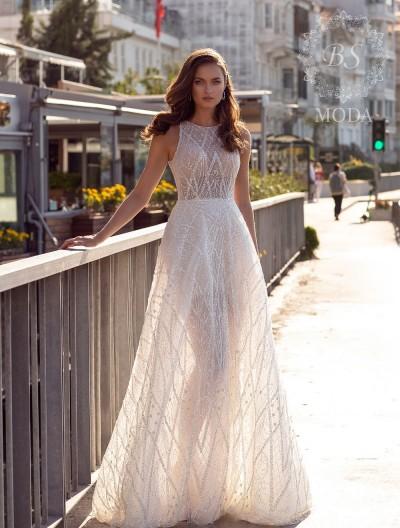 Belle весільна сукня колекція Біле сонце