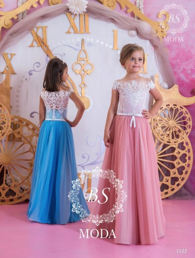 1122 flower girl dress
