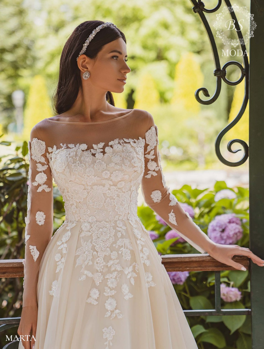 Marta wedding dress